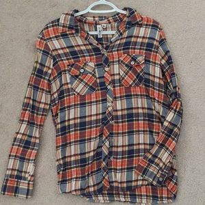 Tops - Flannel  Small